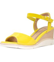 sandalia amarilla marta sixto ramarim