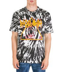 dsquared2 rock triangle t-shirt