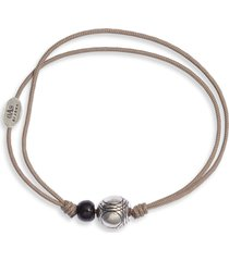 men's gas bijoux petanque bracelet