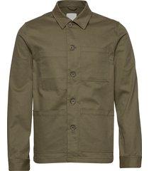 jacket cfjohan worker jacket overshirt groen casual friday