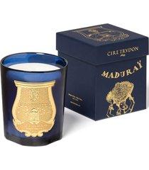 cire trudon les belles matières maduraï limited collection candle - indian jasmine