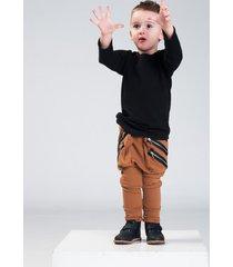 spodnie zip bojówki