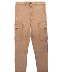 ami cargo trousers | beige | ht613.248 250