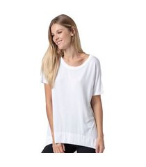 t-shirt amazonia vital basic white branco