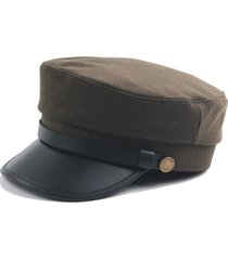 sombrero de primavera y verano otoño marina sombrero modelos femeninos