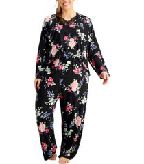 flora by flora nikrooz women's plus size miley pajama set