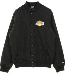 loslak nba team logo jacket bomber jacket