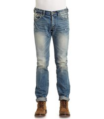 barracuda straight-fit jeans