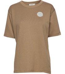 sterna t-shirts & tops short-sleeved beige tiger of sweden jeans