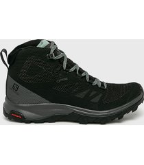 salomon - buty outline mid gtx w