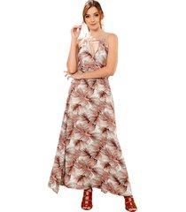 vestido balazo rosa ragged pf11511023
