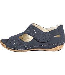 sandaletter waldläufer mörkblå