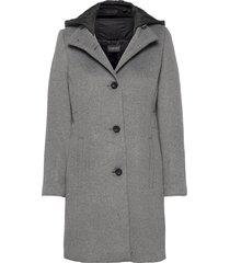 coats woven yllerock rock grå esprit collection