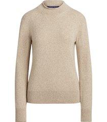 mouline cashmere sweater