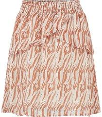 kjol golden tiger skirt