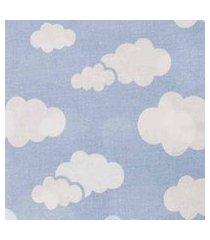 travesseiro antissufocante alvinha 19x29cm ref.5833 / 5832 / 5831 - minasrey-azul