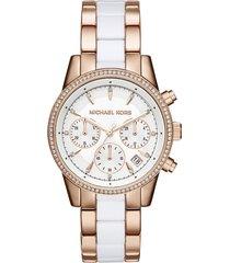 reloj michael kors para mujer - ritz  mk6324