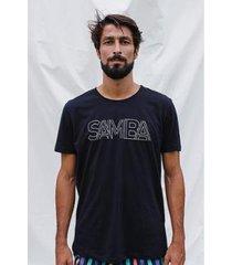camiseta armadillo t-shirt samba art masculina - masculino