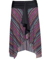 swim beach skirt/dress bikinitrosa multi/mönstrad wiki