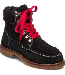 valenza boots shoes boots ankle boots ankle boot - flat svart twist & tango