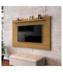 painel para tv até 50 pol móveis bechara kenzo cinamomo