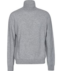 tom ford turtleneck ribbed sweater