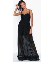 u collection strappy maxi dress festklänningar