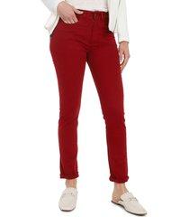 pantalon rojo lec lee
