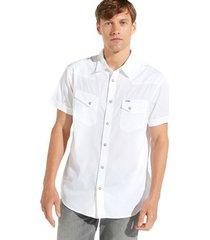overhemd korte mouw wrangler w58736