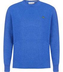 etro pegasus-logo wool sweater