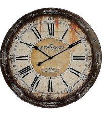 zegar na ścianę old town