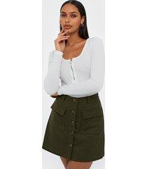 y.a.s yasderyl mw mini skirt ft minikjolar