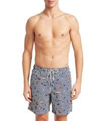 collection nautical swim shorts