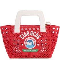 gcds handbag shoulder bag women gcds