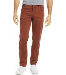 brax cooper fancy five-pocket pants, size 38 x 34 in cognac at nordstrom