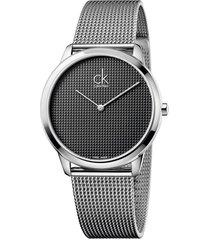 reloj calvin klein para hombre - minimal  k3m2112x
