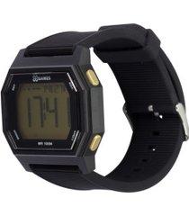 relógio digital x games xgppd113 - masculino - preto