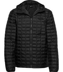 m tbll eco hdie fodrad jacka svart the north face