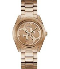 reloj guess g twist/w1082l3 - oro/rosa