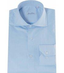 monti blauw overhemd bolsena