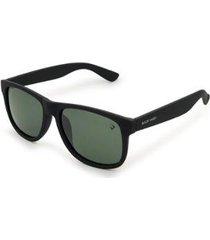 óculos de sol back wash new wave matte black
