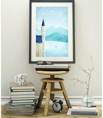 bawaria - vintage plakat 50x70 cm