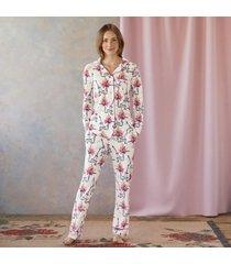 tour des fleurs pajamas