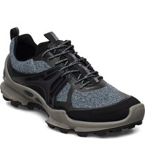 biom c-trail m shoes sport shoes outdoor/hiking shoes svart ecco