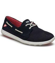 w lillesand loafers låga skor svart helly hansen