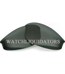 replacement lenses for nike skylon exp dark grey polarized w/ s.flash sunglasses