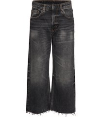 ally black earth vida jeans svart cheap monday