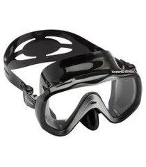 máscara de mergulho cressi liberty