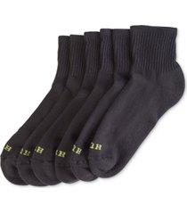 hue women's mini crew 6 pack socks