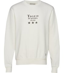 tana o sweat-shirt trui wit tiger of sweden jeans